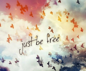 be free and note image