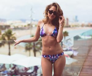 girl, bikini, and fashion image