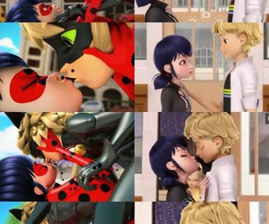 first kiss, kiss, and disney chanel image