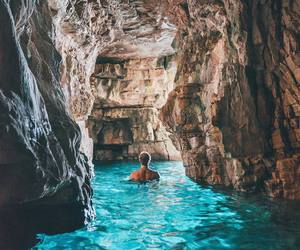 travel, water, and nature image