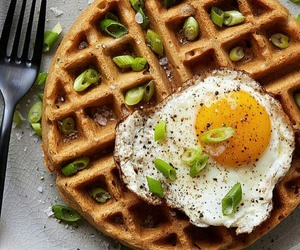breakfast, food, and inspiration image