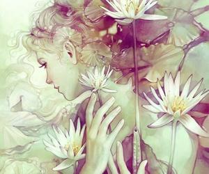 art, beautiful, and fantasy image
