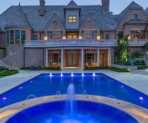 luxury, classy, and house image