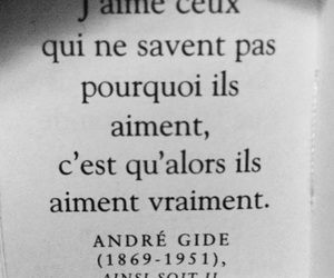 quotes, french, and amour image