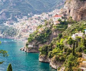 travel, sea, and beautiful image