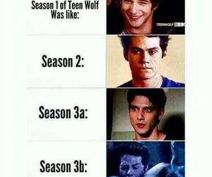 teen wolf, season, and tyler posey image