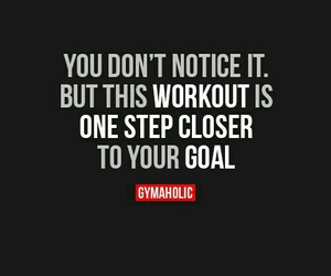 fit, fitness, and workout motivation image