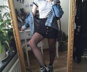 grunge, alternative, and style image