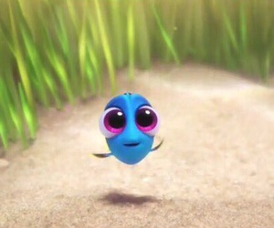 cutie, dory, and film image