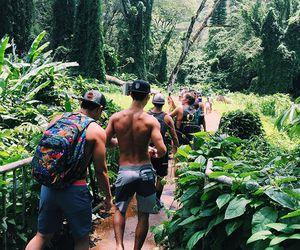 adventure, boy, and summer image
