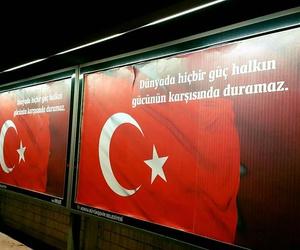 konya, flag, and turkey image