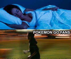 funny, pokemon, and sleep image