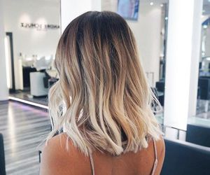 hair, love, and hairstyle image