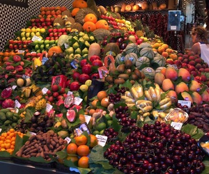 ete, FRUiTS, and couleurs image