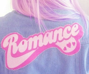 pink, pastel, and romance image