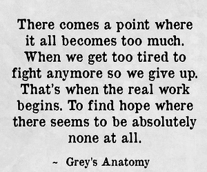life, quotes, and meredith grey image