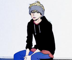 anime, cool, and manga image