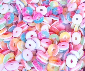 candy and gummy image
