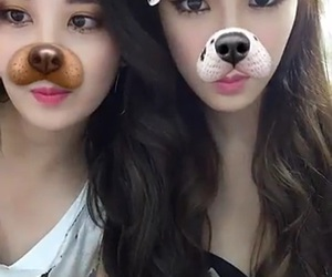 girls generation, snapchat, and snsd image