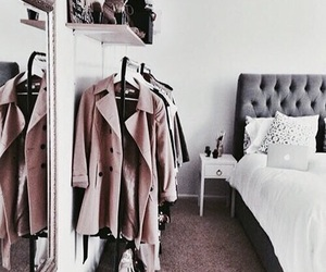 clothes, theme, and room image
