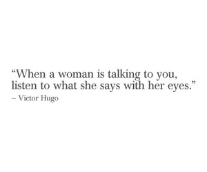 quotes, victor hugo, and woman image