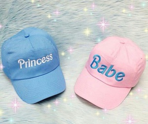 princess, babe, and blue image