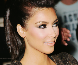 kim kardashian, kim, and pretty image