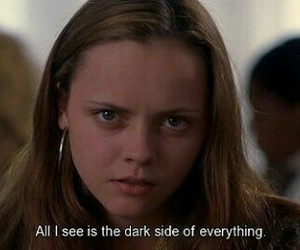 quotes, dark, and movie image