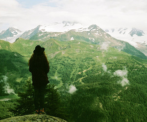 adventure, Alps, and green image