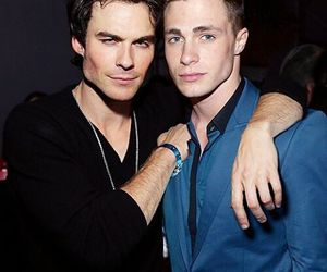 colton haynes, ian somerhalder, and sexy image