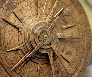 astrology and astrolabe image