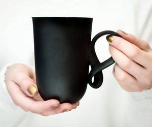 cup, love it, and want it image