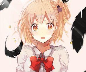 haikyuu, anime, and anime girl image