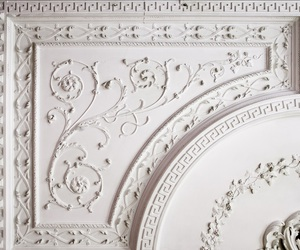 architecture, white, and decor image