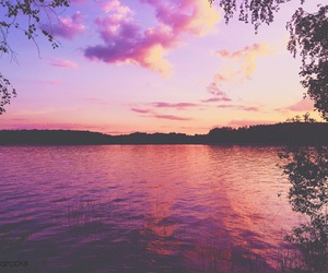 aesthetic, hipster, and landscape image