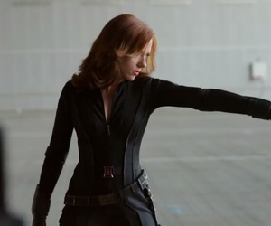 Avengers, black widow, and civil war image
