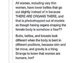 true, tumblr, and flat stomach image