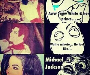 michael jackson, prince, and snow white image