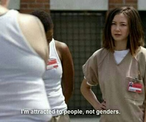 oitnb, series, and orange is the new black image