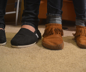 shoes, toms, and photography image