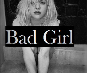 alternative, bad girl, and Courtney Love image