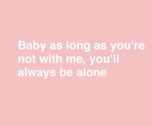 pastel, pink, and quote image