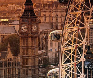 Big Ben, city, and wallpaper image