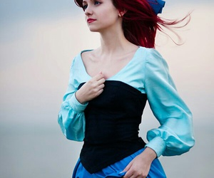 ariel and cosplay image