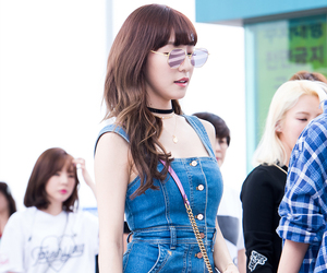 airport, snsd, and sunglasses image