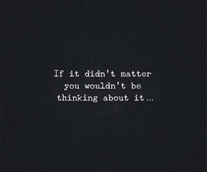 quotes, thinking, and words image