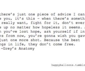 greys anatomy and quote image