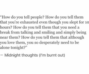 poem, quote, and tumblr image