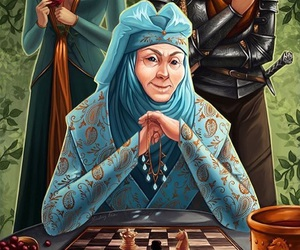 queen of thorns image