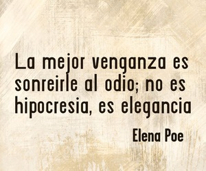 frases, smile, and elena poe image